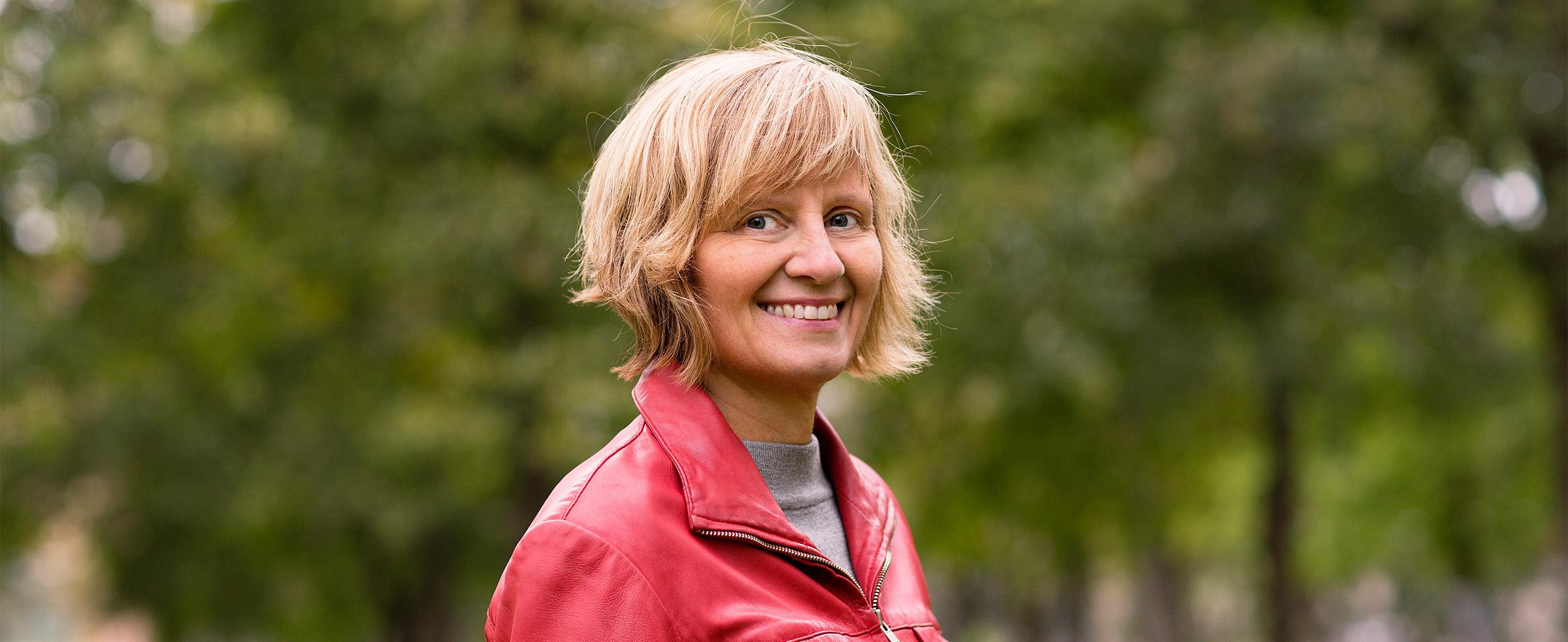 Ragna Ann Berge, Seksjonssjef for Seksjon for etter- og videreutdanning