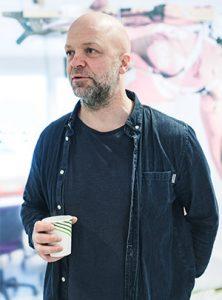 Bilde av Jan Roar Fagerli, foto av Bjørn Christiansen