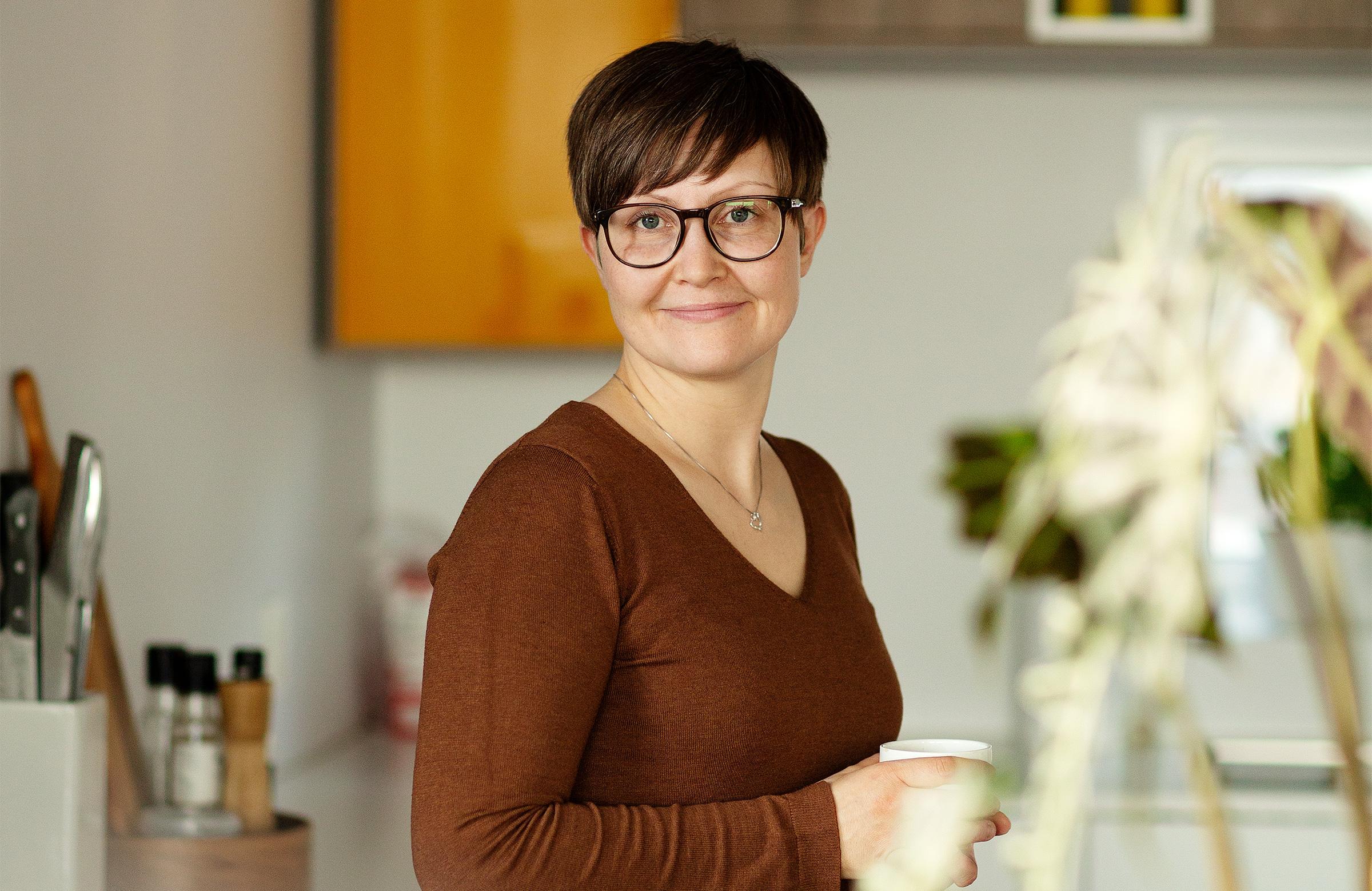 Portrett av Anne Edissen